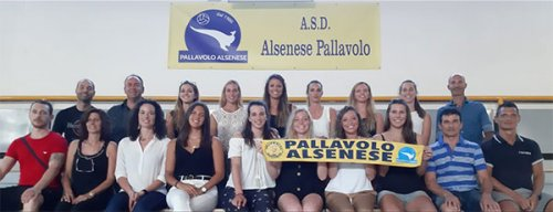 Conad Alsenese sorteggiata nel girone A