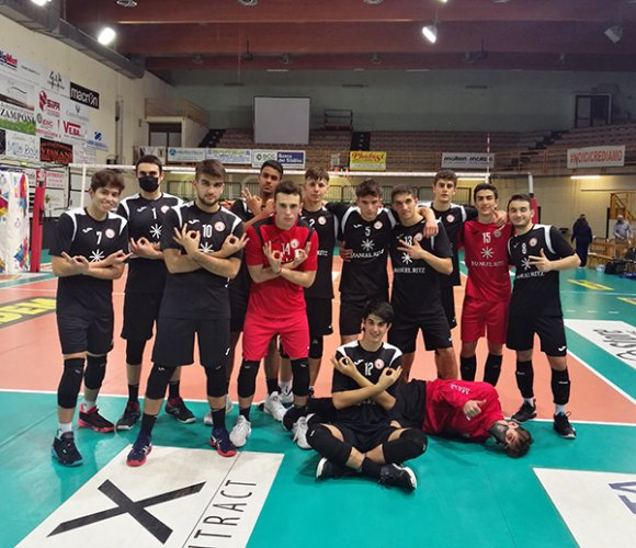 Comunicato Volley Macerata (Under 19).