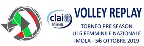 Clai volley replay Under 16