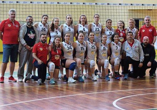 VTB Pianamiele porta Bologna tra le migliori 8 squadre d'Italia.