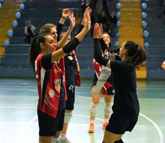 VTB Pianamiele Bologna- Rubiera Reggio Emilia 3-0