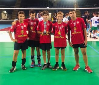 Under 13 3x3: Il Volley Macerata conquista un buon sesto posto alle Finali Regionali