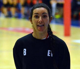 Pallavolo Sangiorgio, l'entusiasmo di Elisa Viaroli