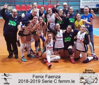 FOTO STORICHE - Fenix Faenza 2018-19