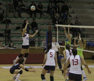 2MD Sistemi Ferrara vs Involley Ravenna 3-0