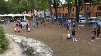 Festa alla rocca di Imola