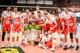 Gas Sales Bluenergy Volley Piacenza vince in casa la prima gara della stagione
