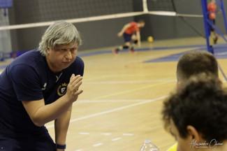 Intervista Alberto Raho (Coach WiMORE Energy Volley Parma)