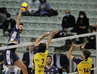 Ravenna-Modena 1-3