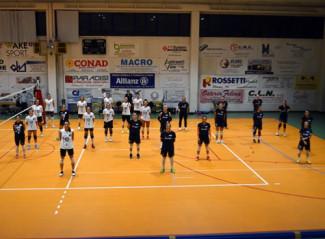 Traing test - Conad Alsenese vs Pallavolo San Giorgio 2-2