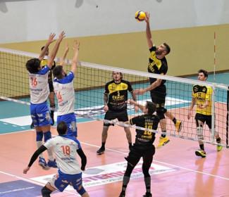Gabbiano Mantova vs Canottieri Ongina 1-3