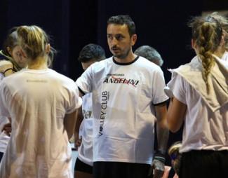 Volley Club B1 femminile, Elettromeccanica Angelini Cesena è pronta al debutto