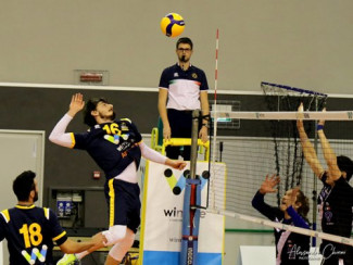 WiMORE Energy Parma-Ama San Martino 3-1