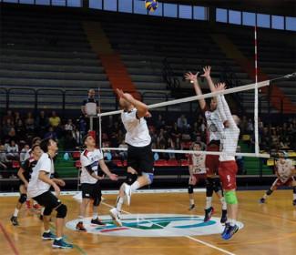Zephyr Volley La Spezia – Energia Fluida Cesena 3-1