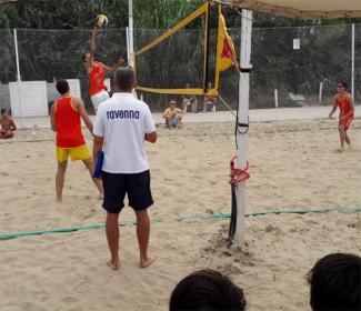 Scatta da Porto Corsini la stagione del beach volley provinciale con la Coppa Ravenna