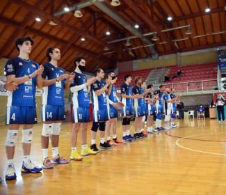 RomagnaBanca Bellaria vs Italchimici Foligno 3-1