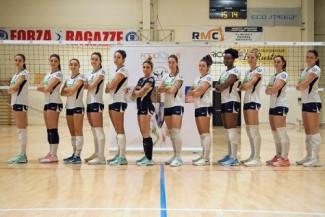 Busa foodlab Gossolengo vs Volley Parella Torino 3-2