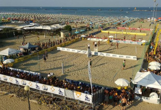 BPER beach volley tour 2019. World tour, campionato italiano e prologo: quante novita'!