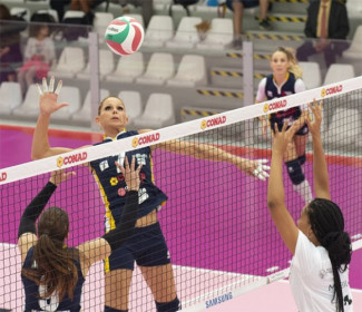 Sigel Marsala - Conad Olimpia Teodora Ravenna: 0-3
