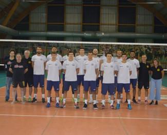 Volley B maschile girone B, sabato la presentazione della Canottieri Ongina