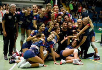 Il Replay Volley all'Anderlini Modena