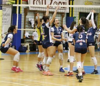 Liverani Lugo-Clai Imola 1-3 (20-25, 25-21, 11-25, 18-25)