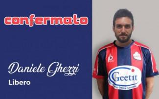 Geetit pallavolo Bologna conferma Daniele Ghezzi