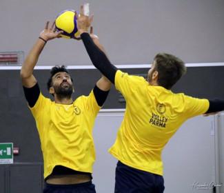 Davide-Quartarone: (Wimore Energy Volley): il gruppo farà la differenza