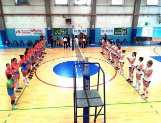 Play-off - De Mitri-Energia 4.0 - Bleuline Forlì 1-3