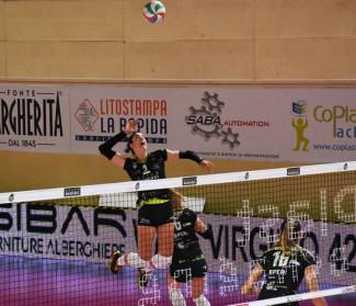 Karola Dhimitriadhi sarà ancora una giocatrice della Green Warriors Sassuolo