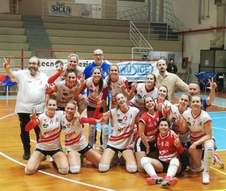 Olimpia Teodora Ravenna vs Fenix Faenza 0-3