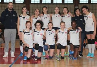 Terzo posto per Pallavolo Ferrara nelle finali del campionato U14 femminile