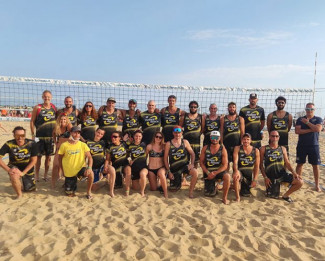 Due medaglie per Powerbeach alle finali nazionali di Beach Volley FIPAV