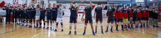 Geetit Pallavolo Bologna- Querzoli Forlì 1-3 (19-25; 22-25; 25-21; 23-25)