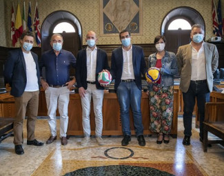 Nasce il Consorzio per il volley a Ravenna: presentato il progetto in Comune