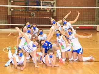Pallavolo Corridonia vs BleuLine Forlì 2-3