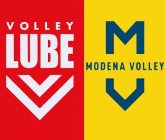 La storia di Cucine Lube - Modena nei Play Off Scudetto