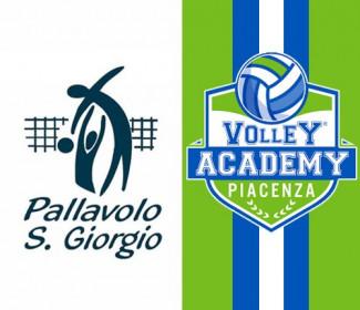 Il recupero con Pall. San Giorgio vs  Volley Academy Piacenza si giocherà il 25 febbraio