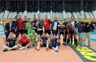 Mosca Bruno Bolzano vs Med Store Macerata 0-3