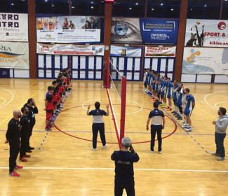 RomagnaBanca Dinamo Bellaria vs Montesi Pesaro 0-3