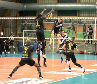 Canottieri Ongina vs AMA San Martino 3-1