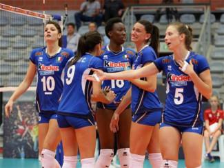 Una giovanissima Italia sfiora l'oro al Mondiale