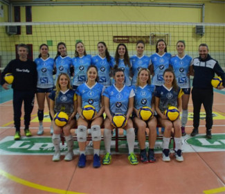 T&V Civiemme Campagnola-Nure Volley 3-0 (25-20, 25-14, 25-19)