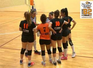 BCC Fano Pedini - Olimpia Teodora Ravenna 2-3