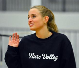 """Nure Volley, l'analisi di Francesca Passerini: """"Se si lavora tanto, sì migliora"""""""