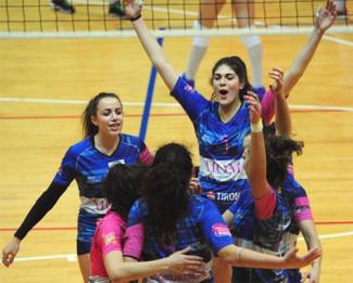 Le ragazze della Moma Anderlini conquistano la Final Four di Coppa Italia