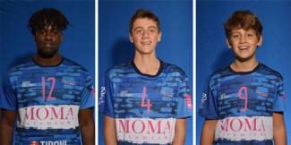 Cristian Bernardi presenta la stagione 2019/2020 del settore maschile dell'Anderlini