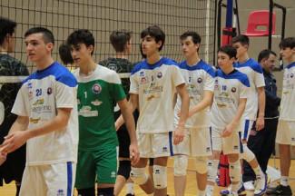 Consar Ravenna - OMS Dinamo Bellaria 1-3 (10/25 25/18 13/25 11/25)
