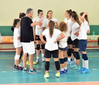 Serie D. New Volley, il calendario definitivo della stagione