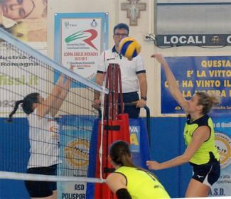 Esperia Cremona - Caf ACLI stella Rimini 3-0